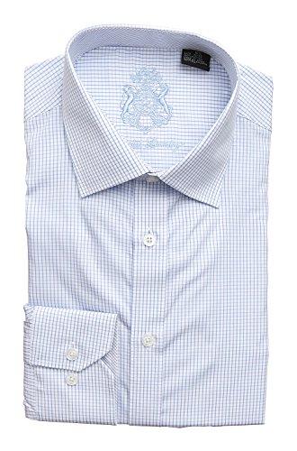 (English Laundry Blue Men's Dress Shirt (17 32/33))