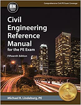 ??DOCX?? Civil Engineering Reference Manual For The PE Exam, 15th Ed. padre trabajo Region estos stock reflejo series