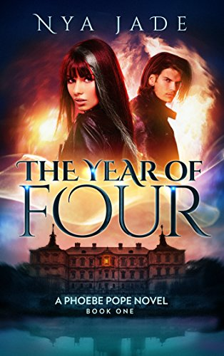 Kindle Daily Deal: THE YEAR OF FOUR by Nya Jade is brimming with magic, Hollywood romance and edge-of-your-seat suspense, perfect for fans of Vampire Academy, The Mortal Instruments and Twilight. Meet your new action-adventure and romance addiction!