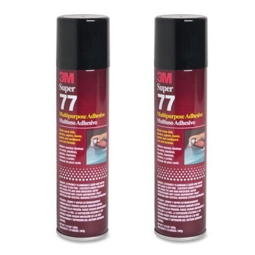 super 77 adhesive - 2