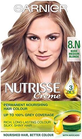 Garnier Nutrisse crema 8 N Nude Rubio Medio