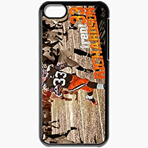 Personalized iPhone 6 plus 5.5 Cell phone Case/Cover Skin 14394 trent richardson 2 sm Black