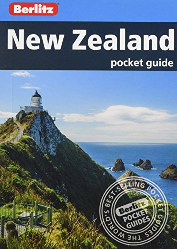 Berlitz: New Zealand Pocket Guide (Berlitz Pocket Guides) (Berlitz Guides)