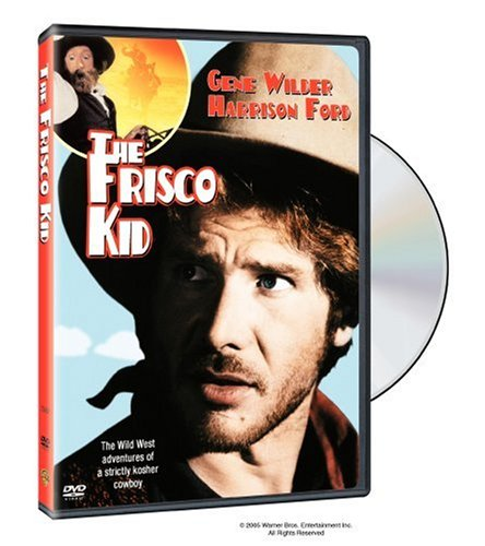 DVD : The Frisco Kid (, Dubbed, Widescreen)