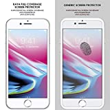 iPhone 6 Plus Case Full Coverage Tempered Glass