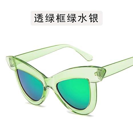 Yangjing-hl Gafas ópticas Caja Grande Ahora Personalidad ...