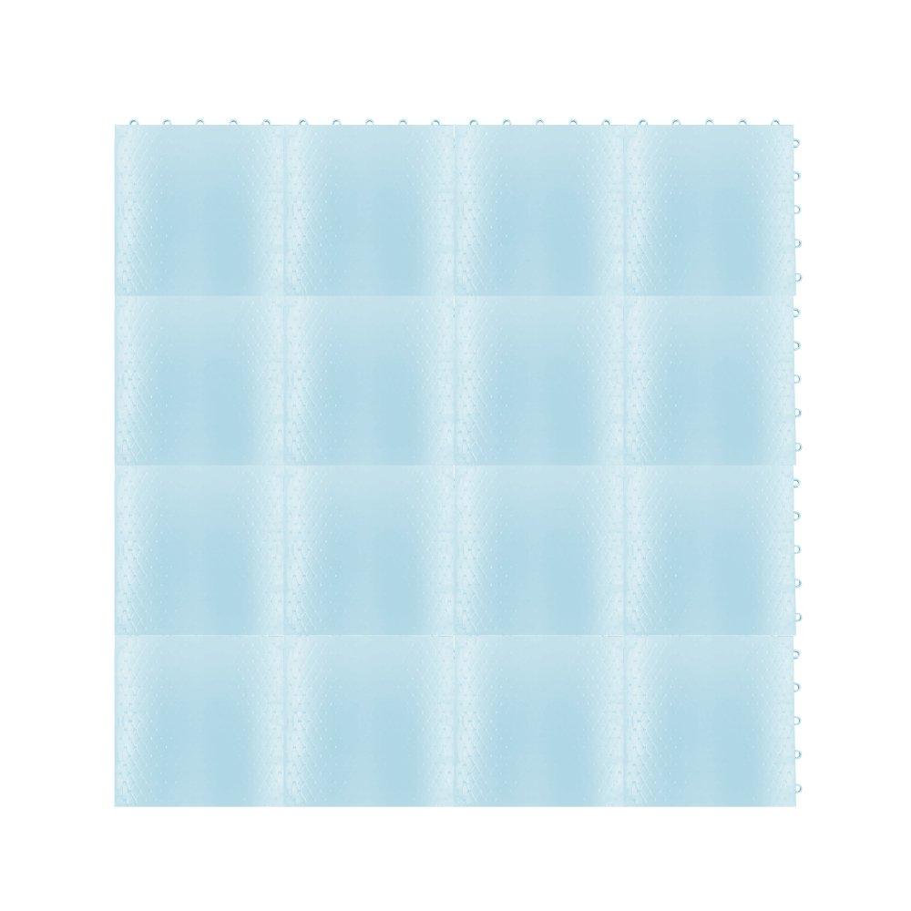 Amazon.com : Glacier Tile - Hockey Floor Tiles- 16 Tiles = 16 SF ...