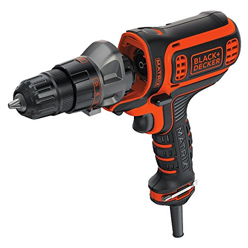 black decker bdedmt matrix ac drill driver import it all. Black Bedroom Furniture Sets. Home Design Ideas