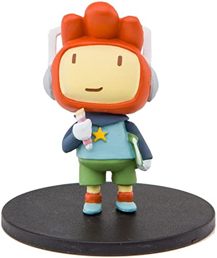 """Maxwell with Wings Scribblenauts 2/"""" Figure"""