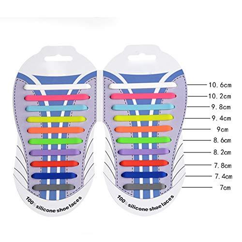 Silicona Sin Limpiar Para Niños Elásticos Zapatos Tabla Leezo Y Bloquear De Casuales Adultos Fácil Cordones Corbata Divertido Impermeable Unisex xZzqIEFw
