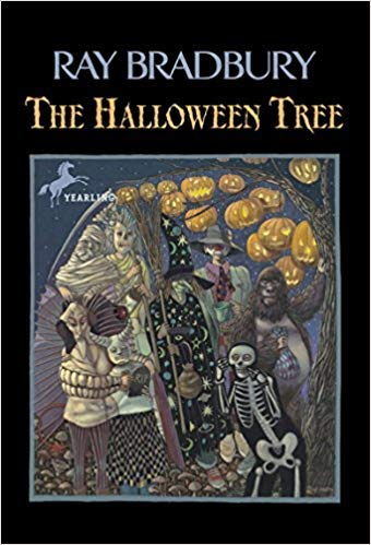 [By Ray Bradbury ] The Halloween Tree (Paperback)【2018】by Ray Bradbury (Author) -