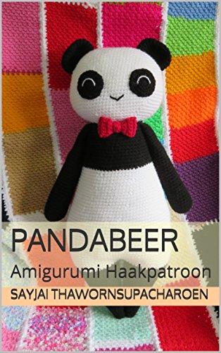 Amazoncom Pandabeer Amigurumi Haakpatroon Dutch Edition Ebook