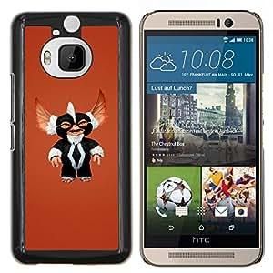 LECELL--Funda protectora / Cubierta / Piel For HTC One M9Plus M9+ M9 Plus -- Película Monstruo lindo Sonrisa Furry Toy Carácter --