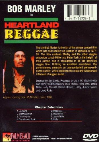Amazon.com: Bob Marley & The Wailers - Heartland Reggae: Ras Lee Morris, Jacob Miller, Natty Garfield, U-Roy, Peter Tosh, Judy Mowatt, Bob Marley, ...