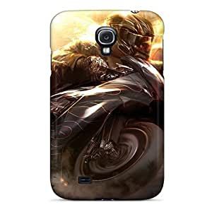 For Galaxy Case, High Quality Fire Wheelman For Galaxy S4 Cover Cases