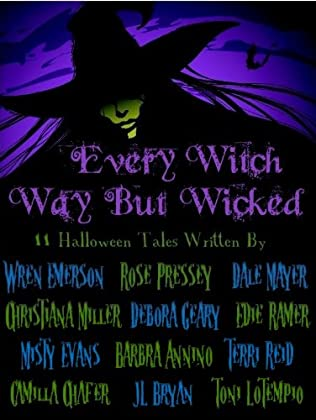 book cover of Every Witch Way But Wicked