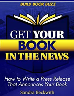 How to Write a Press Release for a Book Launch
