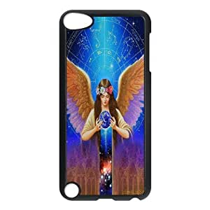 UNI-BEE PHONE CASE FOR Ipod Touch 5 -Flying Angels-CASE-STYLE 15