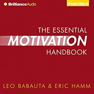 The Essential Motivation Handbook Hörbuch
