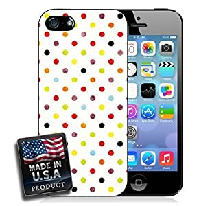Rainbow Polka Dots For LG G3 Phone Case Cover Hard Case