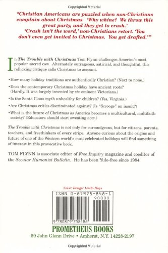 The Trouble with Christmas: Tom Flynn: 9780879758486: Amazon.com ...
