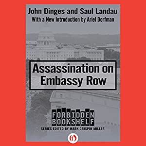 Assassination on Embassy Row Audiobook