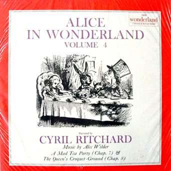 Alice In Wonderland Volume 4 : A Mad tea party (Chap. 7) and The Queen