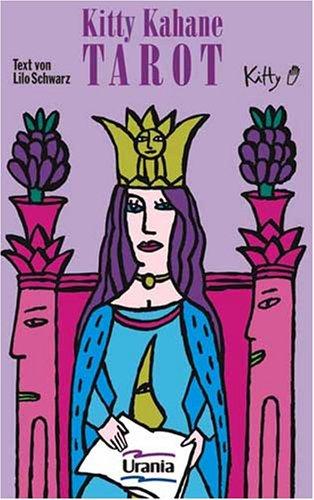Kitty Kahane Tarot. Tarot Deck mit 78 Karten