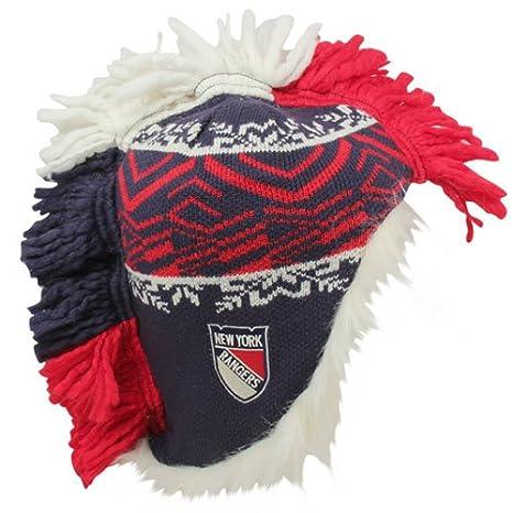 Amazon.com   NHL Reebok New York Rangers Winter Classic Mohawk Knit ... 1480edbc279