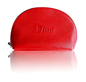 3799a5ec1 Amazon.com : Dior Limited Edition Red Makeup/Toiletry Bag : Beauty