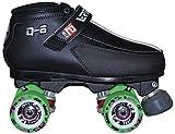 Luigino Vertigo Q6 Falcon Juke Roller Derby Skates - Luigino Quad Derby Skates