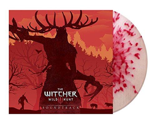 The Witcher 3: Original Game Soundtrack *Complete Edition* Four LP Set [Splatter Vinyl Variant]