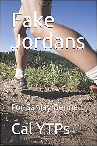 fake jordans amazon