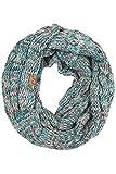 ScarvesMe CC 4 Tone Knit Neck Warmer Infinity Scarf (3)