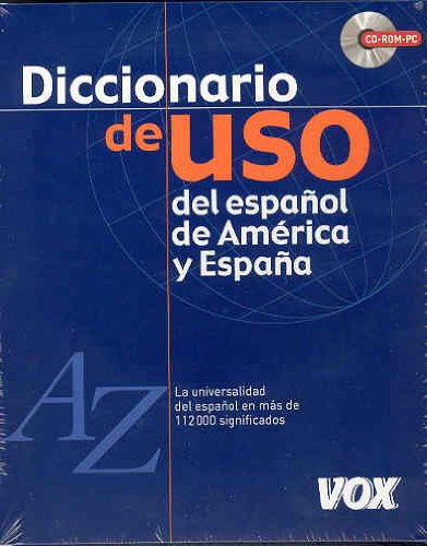 Diccionario De Uso Del Espanol Dictionary Of Spanish Use [Pdf/ePub] eBook