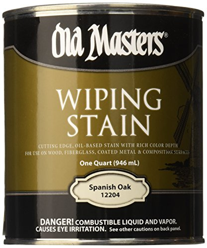 (OLD MASTERS 12204 WIP Stain, Spanish Oak)