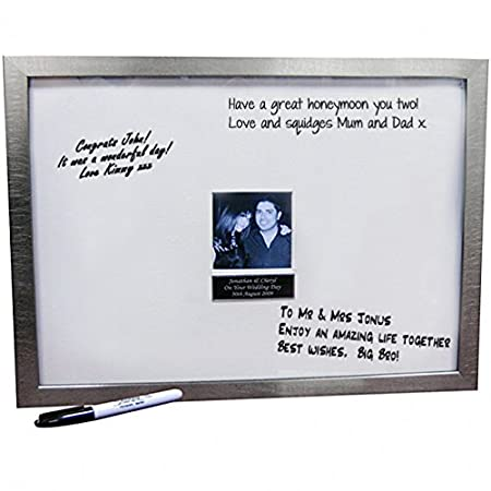 Personalised Message Frame and Pen: Amazon.co.uk: Kitchen & Home