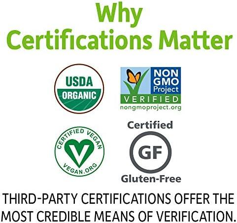 Garden of Life Dr. Formulated Brain Health 100% Organic Coconut MCT Oil 16 fl oz Unflavored, 13g MCTs, Keto & Paleo Diet Friendly Body & Brain Fuel, Certified Non-GMO Vegan & Gluten Free, Hexane-Free 9