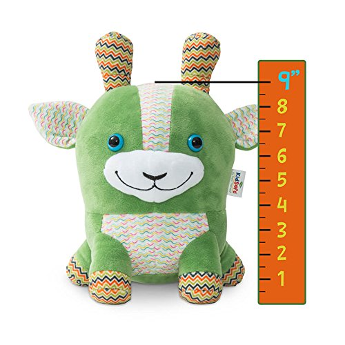 Plant Therapy KidSafe Lil Stinker Otis the Goat Aroma Plush with Signature Synergy Essential Oil