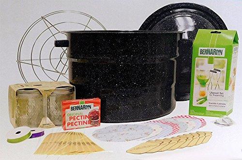 Bernardin Canning Starter Kit - w/Canner