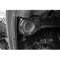 2015-17 Polaris Ranger Crew Diesel Dash Mount All - Weather Speaker Pods By MTX RNGRPOD65