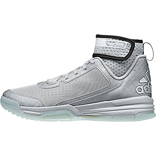 quality design 73ddc ed907 Galleon - Adidas Mens Dual Threat BB Basketball Shoes (10.5 D(M) US, Light  OnixCore BlackRunning White)