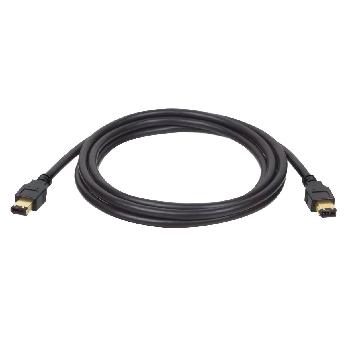Tripp Lite FireWire IEEE 1394 Cable (6pin/6pin) 15-ft.(F005-015) by Tripp Lite