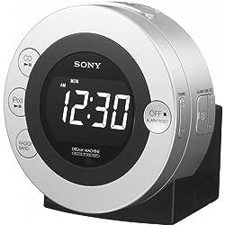 Sony Icf-Cd3Ip Clock Radio With Ipod Dock