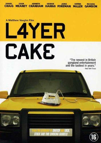 - Layer Cake Poster Movie Danish 11x17