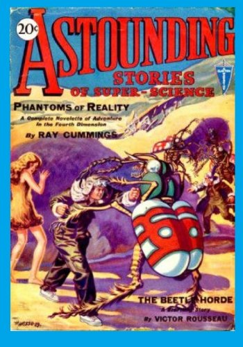 Astounding Stories of Super-Science, Vol. 1, No. 1 (January, 1930) (Volume 1)