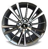toyota corolla rims 16 - Toyota Corolla New 16 Inch 5 Lug Aluminum Wheel Replacement Rim (16x6.5