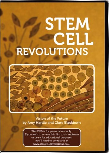 Stem Cell Revolutions (PAL DVD for personal use)