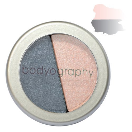 Bodyography Duo Expressions Eye Shadow, Breathless, 0.14 Ounce by (Bodyography Duo)