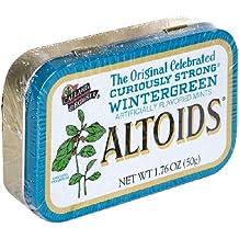 Altoids Wintergreen Curiously Strong Mints 1.76 oz Tin